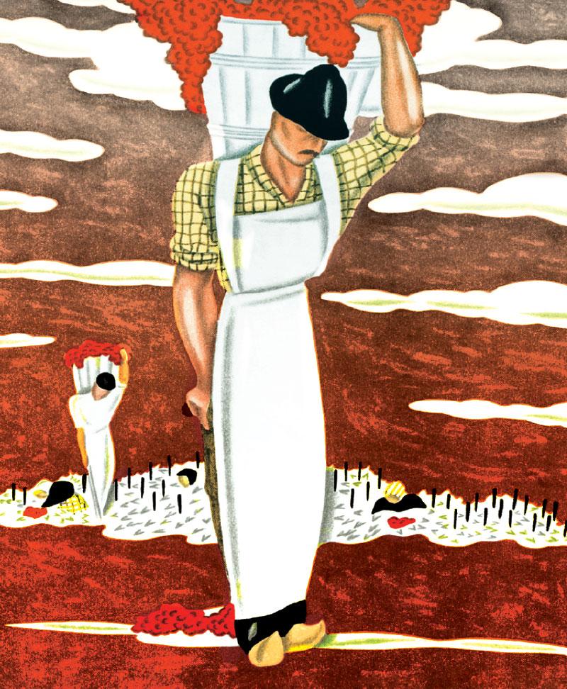 Alexia Grenache, Sand & Red Earth